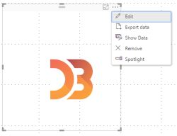 Power BI D3 js Visual